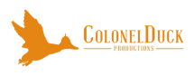 Colonel Duck logo