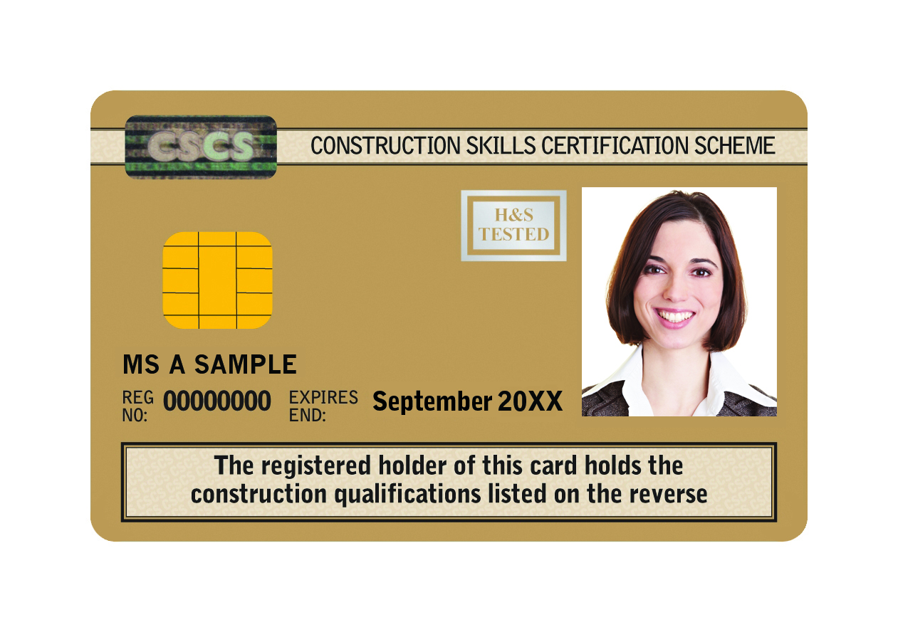 Construction Skills Certification Scheme | Official CSCS Website