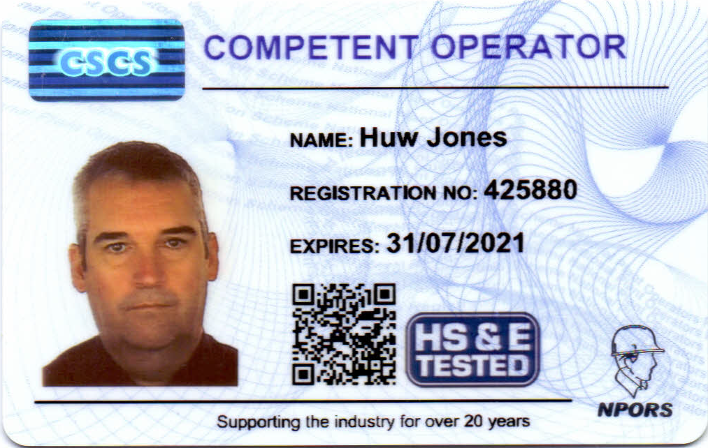 how to get your cscs number