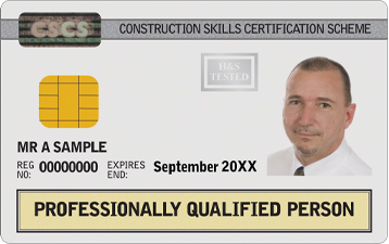 Professionally Qualified Person